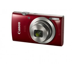 Camara Fotos Canon Ixus 185 Red 20mp 8x 28mm