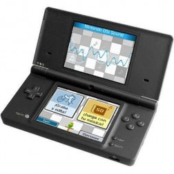 Consola Nintendo Dsi Hw Black