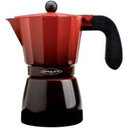 Cafetera Fuego Oroley Ecofund 6/3t Induccion