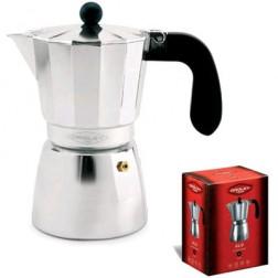 Cafetera Fuego Oroley Alu 1t Aluminio