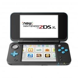 Consola Nintendo 2ds Xl Negra Turquesa