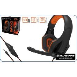 Auricular Gaming Blackfire Bfx-10 Compatible Ps4