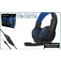 Auricular Gaming Blackfire Bfx-15 Compatible Ps4