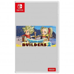 Juego Nintendo Switch Dragon Quest Builders 2