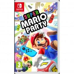 Juego Nintendo Switch Super Mario Party