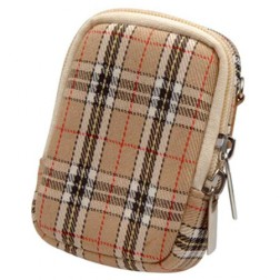 Funda Camara Dig.Vivanco Scottish Ccsct60be Beige