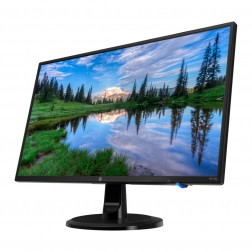Monitor Lcd Led 24 Hp Hp24y Full Hd Negro