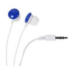 Auriculares Boton Vivanco Sr 3 Azul Stereo