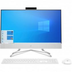 "Ordenador Sobremesa All In One Hp 24-Df0102ns 23,8"" Fhd Pentium Gold 8gb W1"