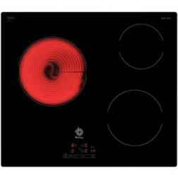 Placa Vitro Balay 3eb714er 3fuegos 60cm Term Vidri