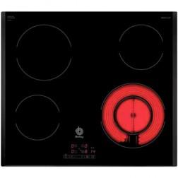 Placa Vitro Balay 3eb721lr 4fuegos 60cm Biselada