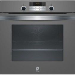 Horno Balay 3hb5358a0 Indep Multif Cristal Gris An