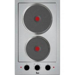 Domino Vitro Teka Efx30.1 2pt 2f 30cm Inox Temp