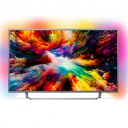 Lcd Led 43 Philips 43pus7303 4k Uhd Ambilight 3 Sm