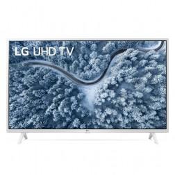 Tv 43 Lg 43up76906lf 4k Quad Core Hdr10 Smart Tv Webos 6.0 (G) Blanco