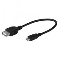 Cable Usb Vivanco Adaptador Micro B Macho