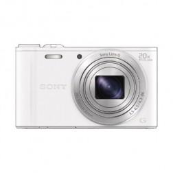Camara Fotos Sony Dsc-Wx350w Blanca 18.2mp 20x Wif