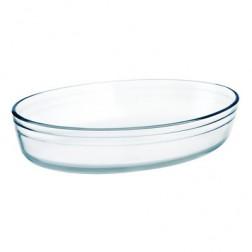 Bandeja Horno K For Kitchen Ovalada Cristal