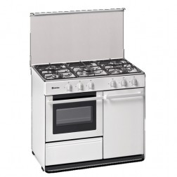 Cocina Gas Meireles G2950dvw But 5f 91cm  P/Bomb B