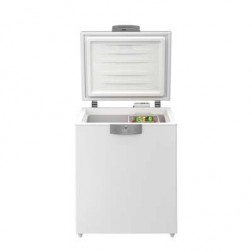 Congelador H Beko Hs221520 76cm Blanco A+