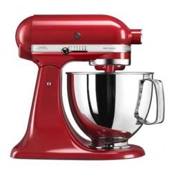 Robot Artisan Kitchenaid 5ksm125eer Rojo