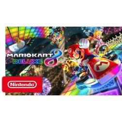 Juego Switch Mario Kart 8 Deluxe