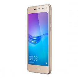 """Movil Huawei Y6 2017 4g 5"""" Quad Core 2gb Oro"""