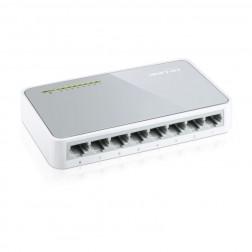 Switch Tp-Link Sf1008d 8-Port