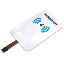 Adaptador Carga Inalámbrica Minibatt Mb-Card-Lightning