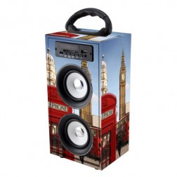 Altavoz Bluetooth Digivolt Bt-2008 Big Ben