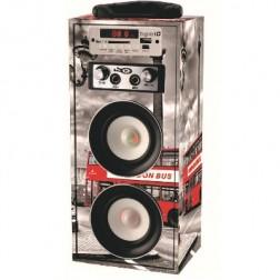 Altavoz Karaoke + Bluetooth Digivolt Hifi-16 Londo