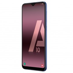 "Movil Samsung Galaxy A10 6.2"" 2gb Ram 32gb 13mp + 5mp Azul"