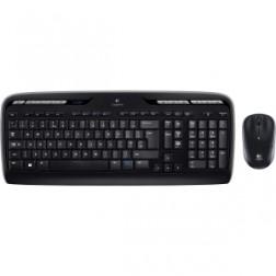 Teclado+ratonlogitech Wireless Combo Mk330