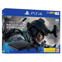 Consola Sony Ps4 1tb + Call Of Duty: Mw 2019