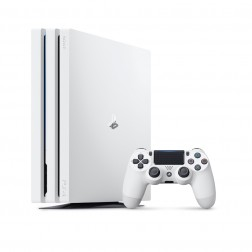 Consola Sony Ps4 Pro 1tb B Chassis Blanca