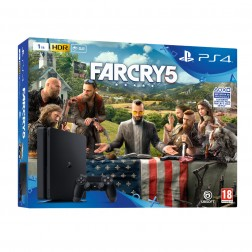Consola Sony Ps4 1tb + Far Cry 5