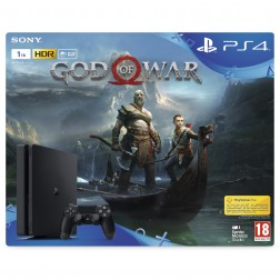 Consola Sony Ps4 1tb God Of War