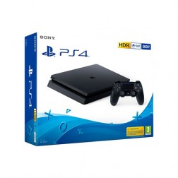 Consola Sony Ps4 500gb F Chassis Negre