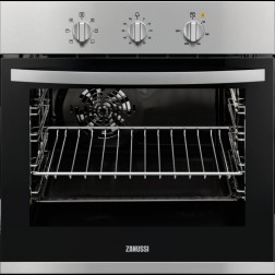Horno Zanussi Zzb21601xu Independiente Multifuncion Inox