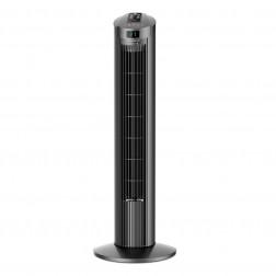 Ventilador Columna Taurus Babel Rc Digital 74cm 45w