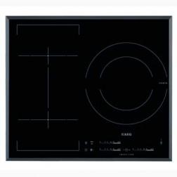 Placa Inducción Aeg Hkl65310fb 3f 60cm Biselado