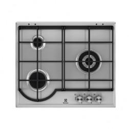 Placa Gas Electrolux Egh6333box 3f 60cm Bis