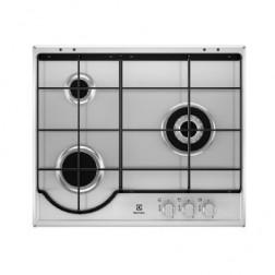 Placa Gas Electrolux Egh6233box 3f 60cm Bis