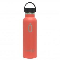 Botella Termo Runbott Sport 600ml Coral