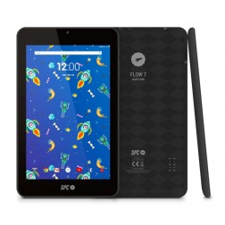 "Tablet 7"" Spc Flow Quad Core 8gb Negra"
