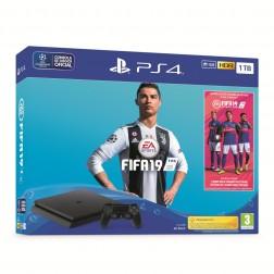 Consola Sony Ps4 1tb Fifa 19