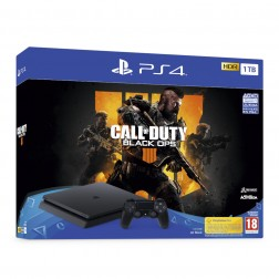 Consola Sony Ps4 1tb Call Of Duty: Black Ops 4