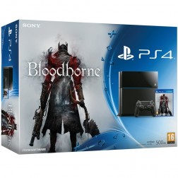 Consola Sony Ps4 + The Bloodborne