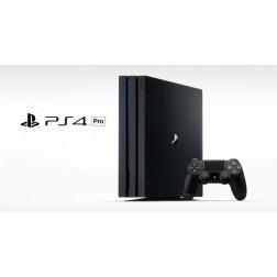 Consola Sony Ps4 1tb Pro A/Ps Store E10 Vch/Spa