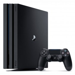 Consola Sony Ps4 Pro 1tb B Chassis Negra